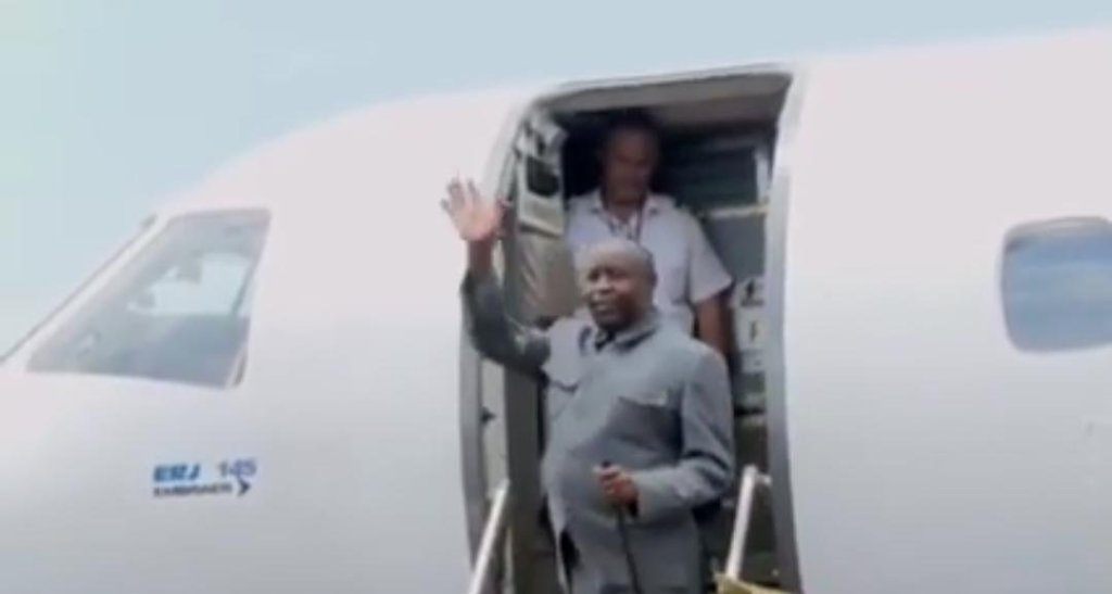 Burundi: President Evariste Ndayishimiye decides to go to Egypt instead of  going to make a final tribute to his father Magufuli – URN HITAMWONEZA