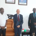 Burundi : Reverien Ndikuriyo demande l'appui de l'UE pour finaliser son projet de génocide dont il ne cesse de se vanterl'avancée significative