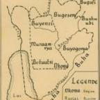 Burundi: The colonizer has reduced the areas of Burundi and Rwanda to weaken Tutsis and better control these states.