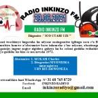 Ikiganiro ICO UTARI UZI ca Radio Inkizo FM